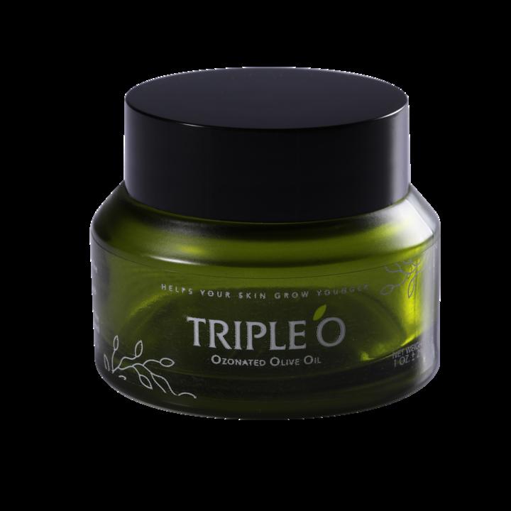 Triple O Ozonated Olive Oil